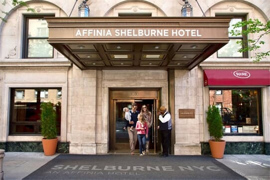 Shelburne Hotel and Suites by Affinia
