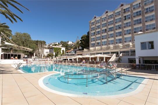Hotel Cala Galdana & Apartamentos d'Aljandar