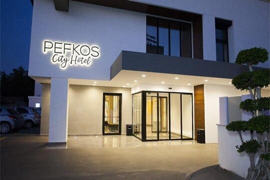 Pefkos Hotel
