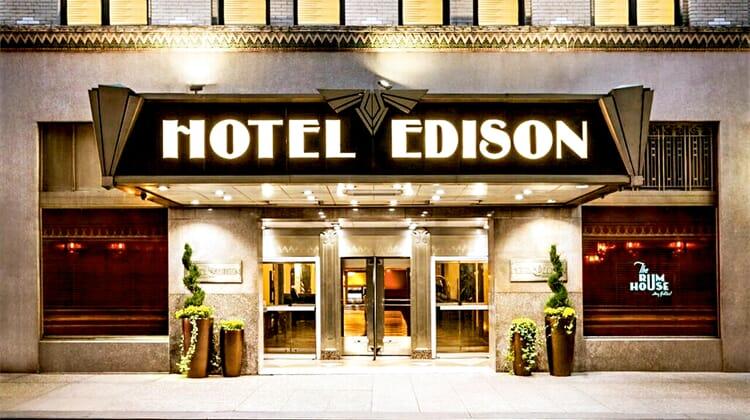 The Edison Hotel NYC