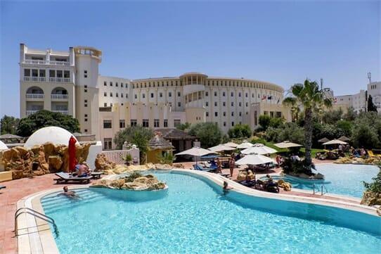 Medina Solaria & Thalasso Hotel
