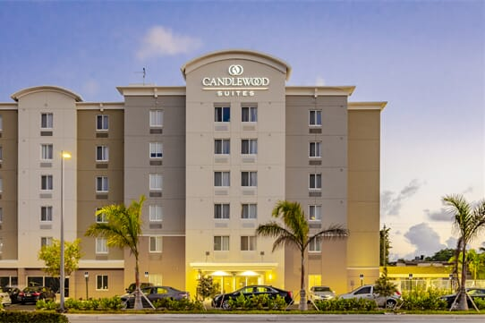 Candlewood Suites Miami Intl  Airport- 36TH ST