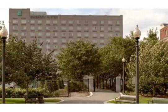 Embassy Suites Boston Logan Airport