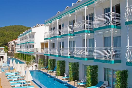 Sertil Deluxe Hotel & SPA Adult Only 16+