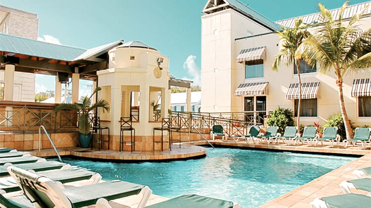 Crowne Plaza Key West-La Concha