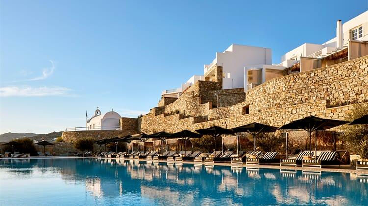 Myconian Villa Collection Preferred Hotels