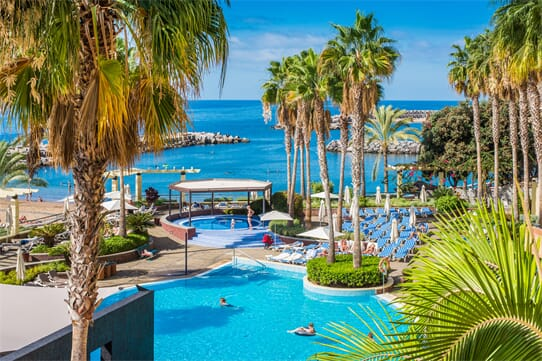 Calheta Beach  All Inclusive