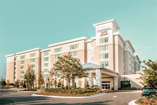 SpringHill Suites Orlando At Flamingo Crossings
