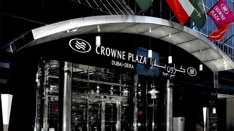 Crowne Plaza Deira