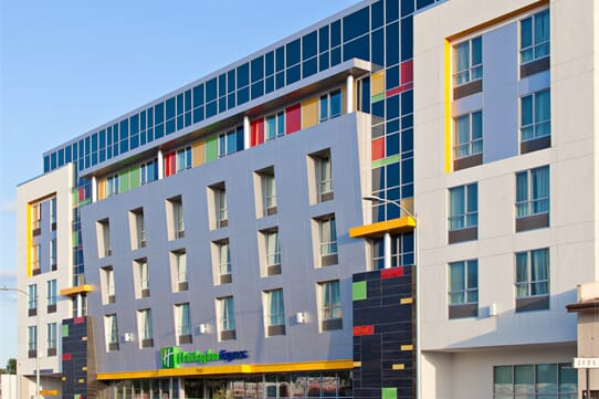 Holiday Inn Express North Hollywood Burbank Area
