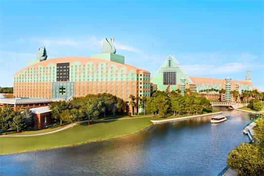 Walt Disney World Swan Resort