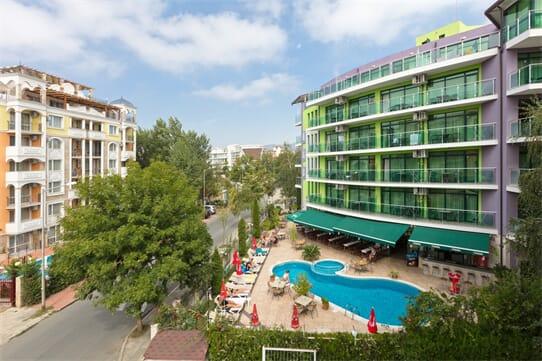 Hotel L&B Sunny Beach