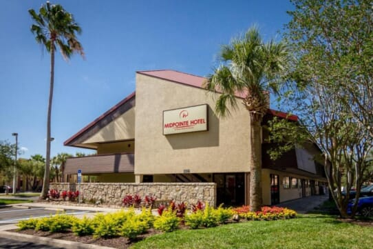 Image for Midpointe Hotel (ex Red Roof Inn International Drive Convention Center)