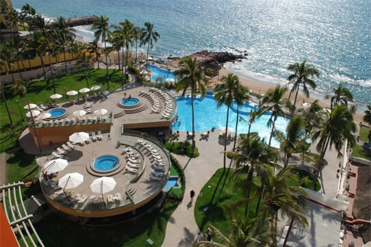 Sunset Plaza Beach Resort Puerto Vallarta AI