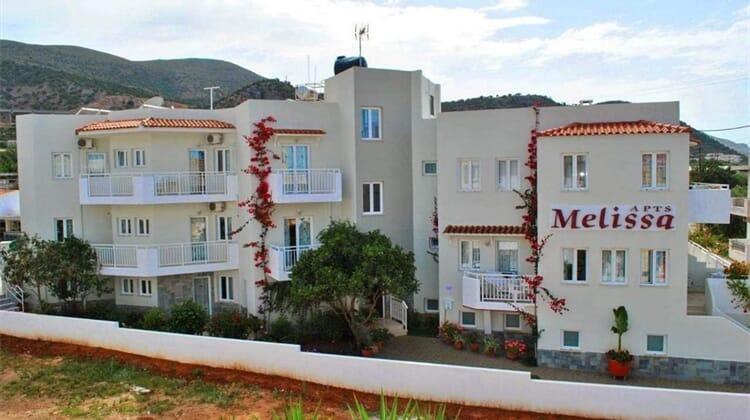 Melissa Apartments Malia