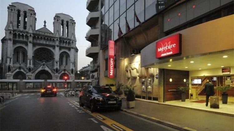 Hôtel Mercure Nice Centre Notre-Dame
