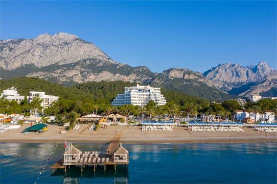 Fun & Sun Family Comfort Beach Hotel