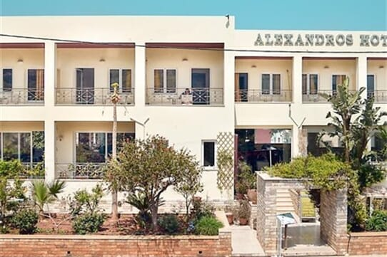 Image for Alexandros Hotel