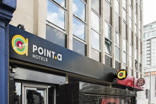 Point A Hotel London Westminster