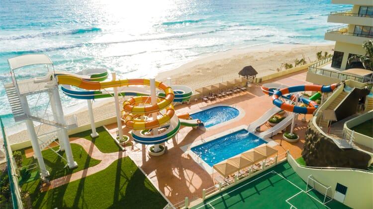 Crown Paradise Club Cancun All Inclusive