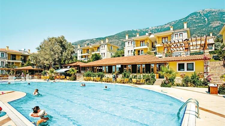 Perdikia Hill Family Resort, Turkey, Dalaman, Fethiye from ...