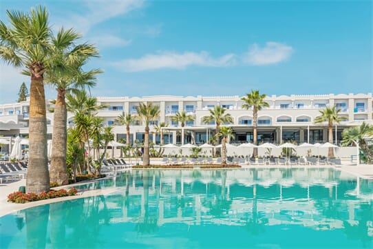 Mitsis Rodos Village Beach Hotel and Spa