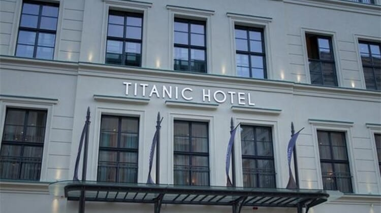 Titanic Gendarmenmarkt Berlin