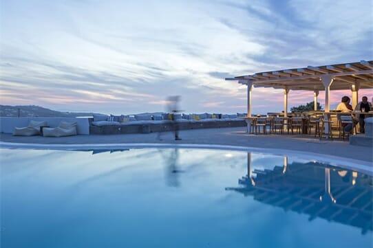 Boheme Mykonos Small Luxury Hotels of the World