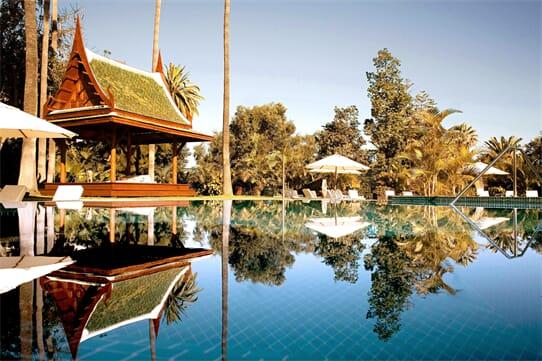 Botanico The Oriental Spa Garden Hotel