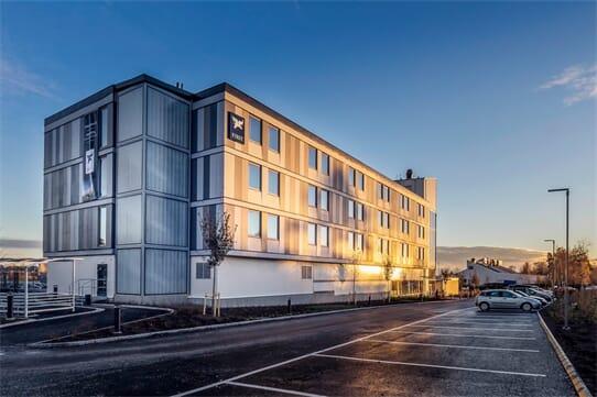 Scandic Arlandastad  (ex. First Hotel Arlanda Airport)