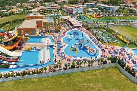Caretta Beach Hotel and Waterpark