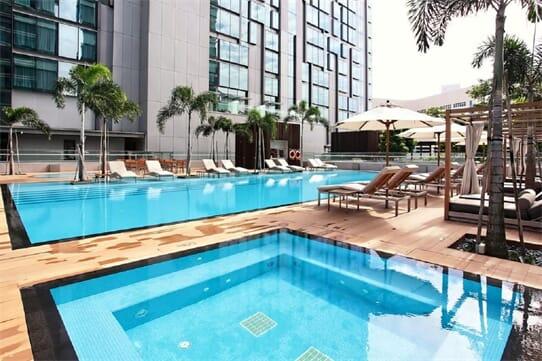 Oasia Hotel Novena Singapore