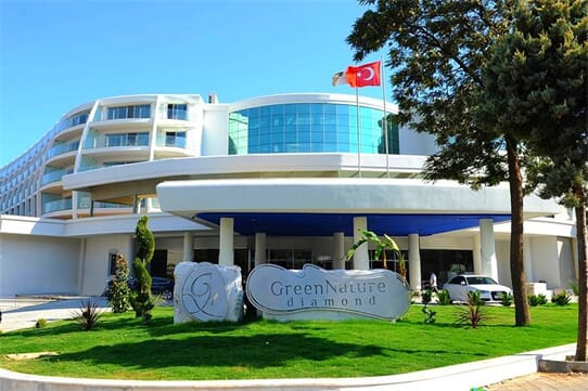 Image for Green Nature Diamond Hotel