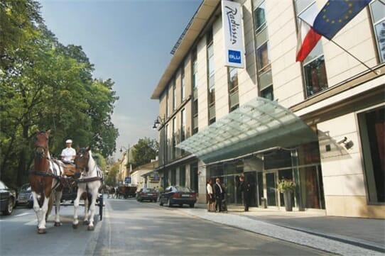 Radisson Blu Hotel Krakow