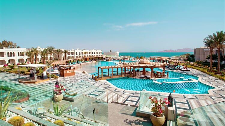 Sunrise Arabian Beach Resort -Grand Select-