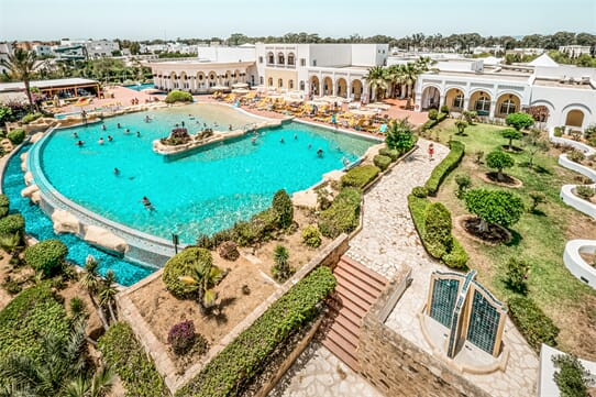 Image for Medina Belisaire and Thalasso (ex Belisaire and Thalasso)