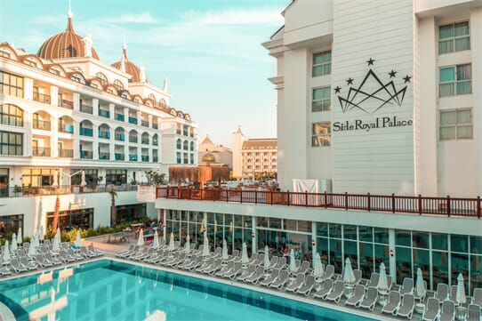 Side Royal Palace Hotel and Spa