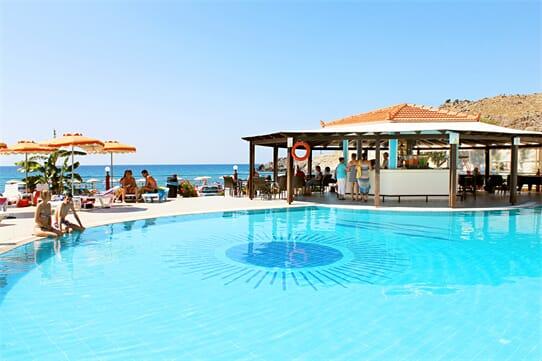 Kamari Beach Hotel, Rhodes